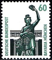 1341 postfrisch BRD Bund Deutschland Briefmarke Jahrgang 1987