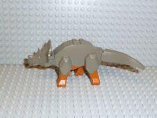 LEGO® Tiere Dino Triceratops 4465c02 braun orange 5955 Dinosaurier Animal #21