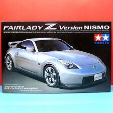 Tamiya 1/24 Nissan Fairlady Z [Version NISMO] 350Z model kit #24304