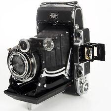 Zeiss Ikon Super Ikonta 531/2 6×6 120 Film w 10.5cm 105mm F3.5 Tessar Recent CLA