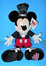 "Awesome Milestone Mickey Mouse Disney 75th Anniversary 2004 Collectible 21"" MWMT"