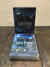 "Harry Potter Complete 8-film Colletion (Dvd) - Like New ""Read�"