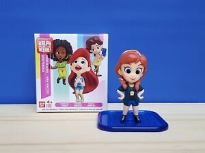 "Ralph Breaks The Internet Princess Series Anna 2"" Figure + Code Brand New"
