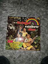 Rainbow TV Series LP Album Vinyl Records x2 TMP9003 A1/B1 Children 70's