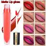 HANDAIYAN Matte Sexy Liquid Lip Gloss Cosmetics Beauty Keep 24 Hours Make Up