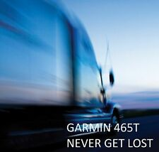 Garmin nüvi 465T Truck GPS Navigation + Gift