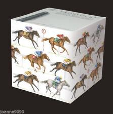 Timbres carnet sur chevaux