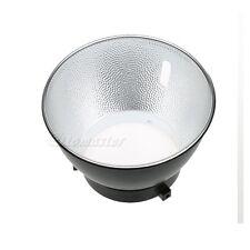 155x100mm Aluminum Standard Reflector Dish For Bowens Studio Light Strobe