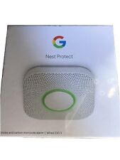 BRAND NEW Nest Protect Smoke & Carbon Monoxide Alarm WIRED S3003LWGB