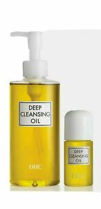DHC Deep Cleansing Oil, 10.1oz with Bonus Travel Size (Made In Japan), Expedited