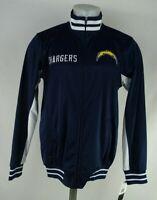 Los Angeles Chargers NFL G-III Men's Full-Zip Track Jacket