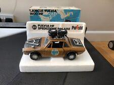 Polistil Lancia Fulvia HF 1600 Polar Expedition 1/25