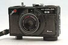 @ Ship in 24 Hrs! @ Discount! @ Ricoh Hi-Color 35S Film Camera Rikenon 35mm f2.8