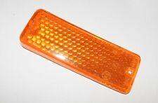 FIAT 850 COUPE'/ PLASTICA FANALINO FRECCIA ANTERIORE/ FRONT TURN LIGHT LENS