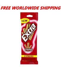 Wrigley's Extra Cinnamon Chewing Gum 3 Ct FREE WORLDWIDE SHIPPING