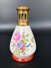 ANCIENNE LAMPE BERGER PORCELAINE COULEUVRE diffuseur parfum
