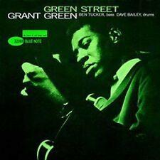 GRANT GREEN CD GREEN STREET BEN TUCKER DAVE BAILEY