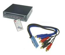 Dietz 85700bl DVD Player + Audio Video interface Audi Navi Plus 4:3 Adattatore Set