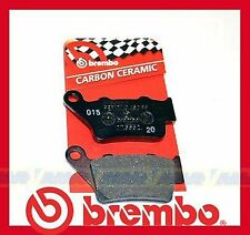 Pastiglie  BREMBO CARBON POST.APRILIA PEGASO-SHIVER-DORSODURO-MANA  07BB0235