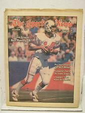 Dec 16,1978 SPORTING NEWS Magazine- Steve Grogan on cover/John McNamara