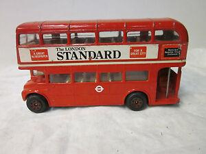 Corgi Diecast London Transport Double Decker Bus ~ Great Britain