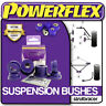 Audi S3 MK2 8P (2006-) All POWERFLEX Suspension Performance Bush Bushes & Mounts