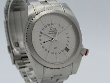 Dior Chiffre Rouge GMT Automatic Full Steel  FL3622 - 084211