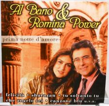 Al Bano & Romina Power + CD + Prima Notte D´amore + 16 Songs + Special Edition +
