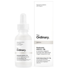 Authentic The Ordinary Hyaluronic Acid 2% + B5 30ML