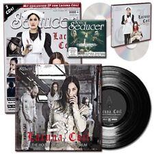 """Sonic Seducer 05-2016 + exkl. 7"""" Vinyl von Lacuna Coil (499 Stk) + Beilagen"""