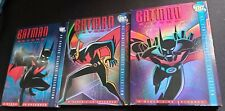 Batman Beyond Season 1+2+3 Complete series DVD US Region 1