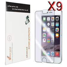 9x Apple iPhone 6 Plus 5.5'' Premium High Definition (HD) Clear Screen Protector
