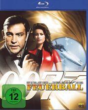James Bond 007: FEUERBALL (Sean Connery) Blu-ray Disc