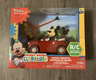 Mickey Mouse Clubhouse-Disney Roadster R/C Radio Remote Control Car Red  NEW