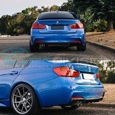 BMW 3 Series F30 Sedan M Performance Style Rear Diffuser 328i 330i