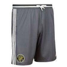 Columbus Crew SC MLS Adidas Men's Dark Grey Training Shorts w/ Pockets