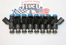 $399.49, SET, (8), New OEM, GM FLEX, Delphi, Fuel Injector, FJ10736, 12613412