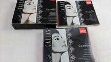 2CD MÚSICA - CARMEN - GEORGES BIZET - MARIA CALLAS - EMI CLASSICS 1997