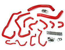 HPS Red Silicone Radiator + Heater Hose Kit Coolant OEM 57-1581-RED Tacoma
