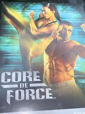Core De Force 3-Dvd Mma Workout Program