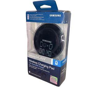 Samsung Galaxy Qi Wireless Charging Pad w/micro USB Charger