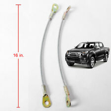 Rear Tail Gate Wire Cable Strap Fit Isuzu D-Max Pickup 2012-2015