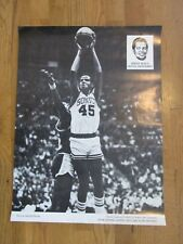 1970'S BRUCE SEALS SEATTLE SUPERSONICS POSTER