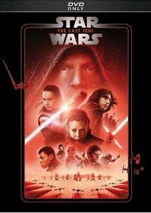 Star Wars: Episode VIII: The Last Jedi [New DVD] Ac-3/Dolby Digital, D