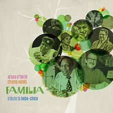 Arturo Ofarrill and Chucho Vald - Tribute To Bebo and Chico [CD]