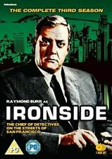 Ironside Season 3 - DVD Region 2