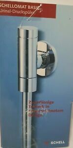 Schell Druckspüler Schellomat Basic, 024760699, für Urinal