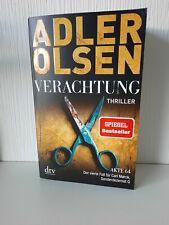 Adler Olsen Verachtung