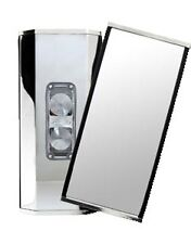Stainless Steel Mirror and Heater