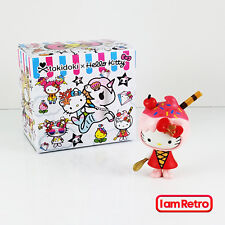 Sundae - Hello Kitty x TokiDoki Mini Series 2 Vinyl Figure Brand New
